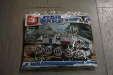 LEGO STAR WARS BRICKMASTER 20006 CLONE TURBO TANK NEW SEALED POLYBAG