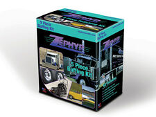 Zephyr 5 piece Buffing Kit with Pro-40 Metal Polish & Accessories