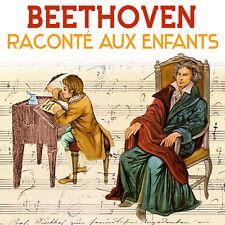 CD Beethoven raconté aux enfants - Jean-Louis Barrault