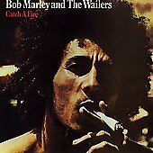 Bob Marley and The Wailers - Catch A Fire - CD - Island Tuff Gong - 846 201-2 -