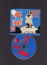 ☆☆ HERMES HOUSE BAND QUE SERA SERA RARE CD SINGLE ☆☆