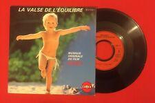 MUSIQUE ORIGINALE FILM EVIAN VALSE DE L'EQUILIBRE 815544-7 VG+ VINYLE 45T SP