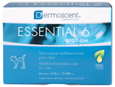 Dermoscent Essential 6® spot-on 4 x 0,6ml pipettes for cats