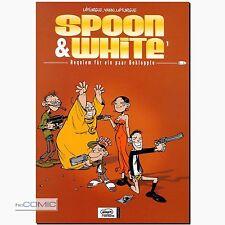 Spoon & White 1 Requiem per un paio di concedetele umorismo FUNNY COMIC Simon leturgie