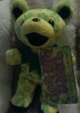 Grateful Dead  Doodah Man Plush Beanie Bear  Dead Head  (H2)