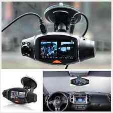 R310 Dual Lens Dash Cam In Car Camera Video Recorder Car DVR G-sensor GPS Logger