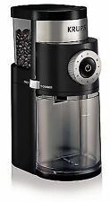 Krups GX5000 Professional Electric Coffee Burr Grinder with Grind Size