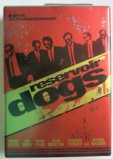 Reservoir Dogs 15th Anniversary Dvd Gas Can Tin Release Version 2 Disc Set