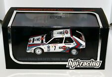 HPI Racing 966 1/43 Lancia Delta S4 Winner Rallye Monte Carlo 1986 Toivonen RARE