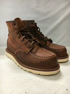 NEW W DEFECTS RED WING CLASSIC 6 INCH MOC 1907 COPPER SIZE 8 FREE SHIP
