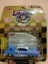 Racing champion 50 anniversary 57 Chevy Bel Air 1:64 scale