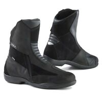 TCX X-On Road Gore-Tex Motorcycle Boots - Black