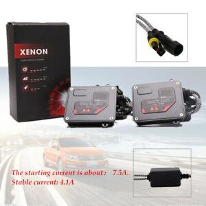 2pcs Car 45W Lighting Xenon Ballasts AMP For H1 H7 H8 HB3 HB4  H11 Lamp Bulb Kit