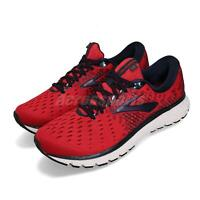 Brooks Glycerin 17 Red Peacoat White Men Running Shoes Sneakers 110296 1D