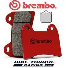 Ducati 999 / 999S / 999R 03-07 Brembo SA Sintered Front Brake Pads