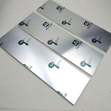 375 Thick Cast Aluminum Mic 6 Alcoa Flat Plate 5125 X 18 Qty 3 Sku 136729