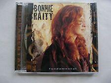 Bonnie Raitt - Fundamental - (CD, Mar-1998, Capitol)