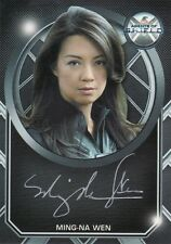Agents of SHIELD saison 2 Ming-Na Wen comme Agent Melinda May Auto carte