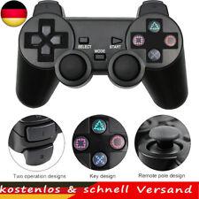 2.4G Wireless Vibration DL Shock Gamepad Controller Joystick Für PlayStation PS2