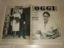 OGGI=1957/36=LEA MASSARI=NINA SHEILA DYER=UMBERTO SABA=MARIO DEL MONACO=ZOCCA=