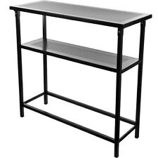 Metal Portable Bar Table w/ Carrying Case - Metal Construction Party