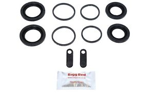 for PORSCHE 911 997 2006-2011 FRONT L or R Brake Caliper Seal Repair Kit 3868S