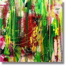 Unikat Original Modernes Wandbild Abstrakt Handgemalt  Art Nr.930