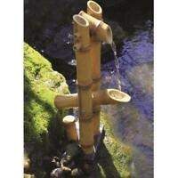 Aquascape Deer Scarer Bamboo Fountain w/ pump 78013
