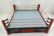 WWE Mattel Raw Main Event Ring 20 x 20 Elite Scale Ring - EXCLUSIVE 2011 Works