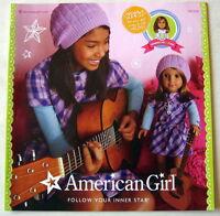 AMERICAN GIRL 2005 CATALOG HOPSCOTCH LOGAN HALLIE DOLL MARISOL SAMANTHA NELLIE