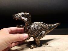 Vintage Style Cast Iron Dinosaur Tyrannosaurus Rex Nut Cracker