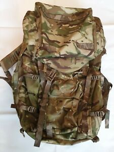 Genuine British Army Issue MTP Long or Short Back Bergen Excellent grade