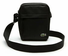 Lacoste Cross Body Bag in Black