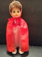 """Vintage Fairy Tales Red Riding Hood  Doll 7.5"""""""
