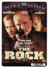 Movie Backer Card  ~~THE ROCK~~   **NOT THE MOVIE**  ***Mini Poster***