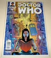 DOCTOR WHO : The TENTH DOCTOR Year Two  # 3 Cover A  Titan Comic 2015  NM