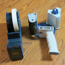 Tape King 3 Packing Tape Dispenser Gun And A Uline Double Roll Dispenser