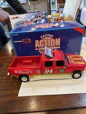 1/24 Bill Elliott #94 Mcdonalds Ford Dually 1996 Action Nascar Diecast