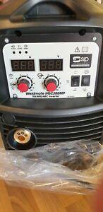 SIP HG2300MP MIG/TIG/ARC INVERTER WELDER. 240 VOLT BRAND NEW