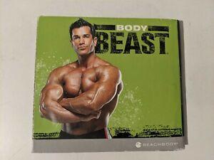 Beachbody Body Beast  DVD Complete Set (4 DVDs)