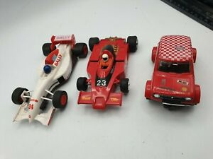 3 x Vintage  Scalextric for Refurb