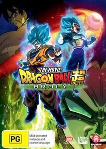 Dragon Ball Super - The Movie - Broly DVD