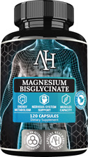 Magnez (Diglicynian magnezu) 100 mg / Magnesium Bisglycinate Apollo's Hegemony