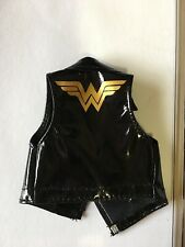 1/6 Scale Wonder Woman Black Biker Vest