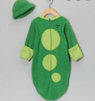 Baby Sweet Pea Halloween Costume - Size 0-9 Months