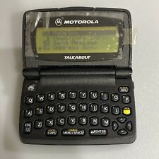 Motorola Talkabout Pager A06PKB5806AA Text Pagewriter Beeper from Alltel