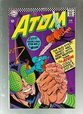 Atom #26  DC Comics 1966 with/ pin up