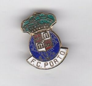 FC Porto ( Portugal ) - lapel badge brooch fitting