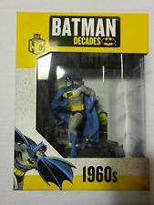 """BATMAN DECADES #3 """"1960S BATMAN"""" (EAGLEMOSS)"""