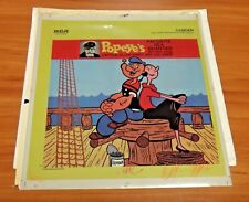 Popeye's Favorite Sea Shanties RCA Camden Progressive Sheets One Of A Kind
